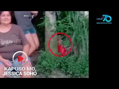 Kapuso Mo, Jessica Soho: Duwende, sumilip sa TikTok video?