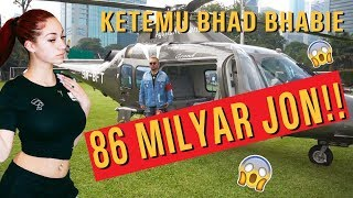 Download Video PAKE HELICOPTER 86 M, KETEMU BHAD BHABIE JON!! #ROYALTRIP MP3 3GP MP4