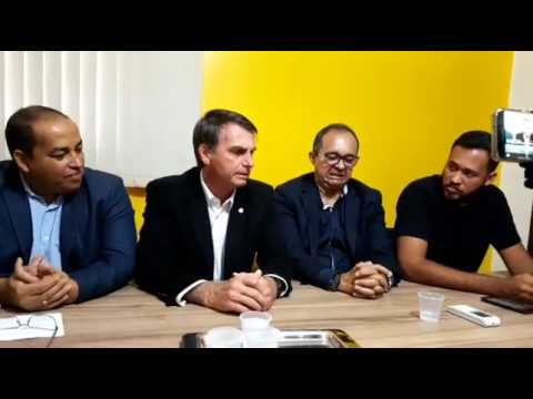 JAIR BOLSONARO EM RECIFE