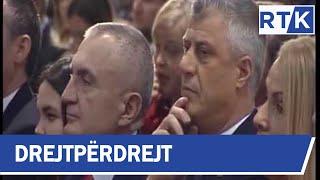 Pritja shtetërore e presidentit të Republikës së Kosovës 18.02.2018