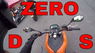 9. 2017 Zero DS First Ride Review