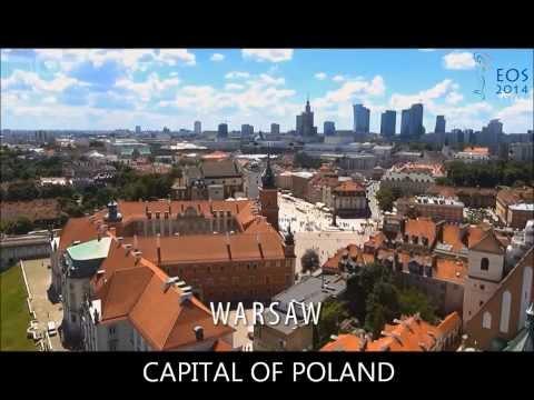 Polska z coptera