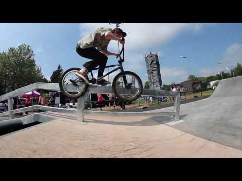 Colchester JAM! New Skatepark!!