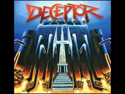 DECEPTOR (UK) - Oracle of despair