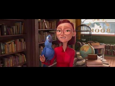 Rio Full Movie Anne Hathaway Movies