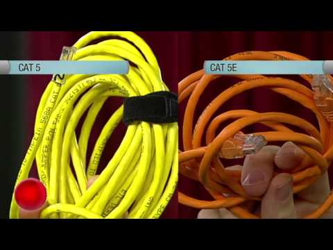 How To Pick The Right Network Cables For Your Home Network