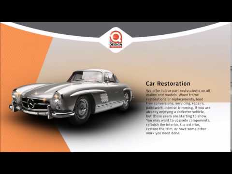 Qdesign Auto Center - Car Restoration