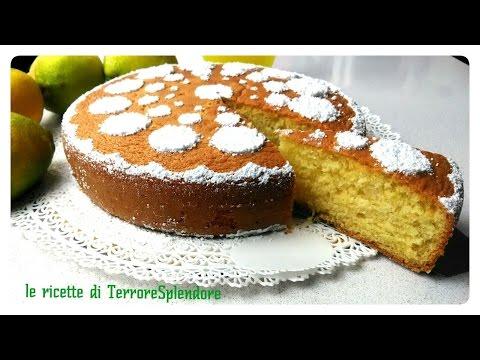 torta al limoncello - ricetta