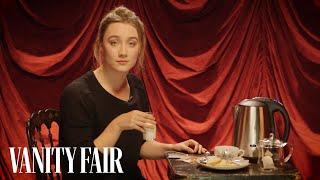 Video Saoirse Ronan Teaches Americans How to Make Tea | Secret Talent Theatre | Vanity Fair MP3, 3GP, MP4, WEBM, AVI, FLV April 2018