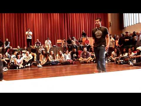 Fusionart - Wake Up Battle 2012 - Soulhil OldFuture vs. Kevboog Fusion Art.