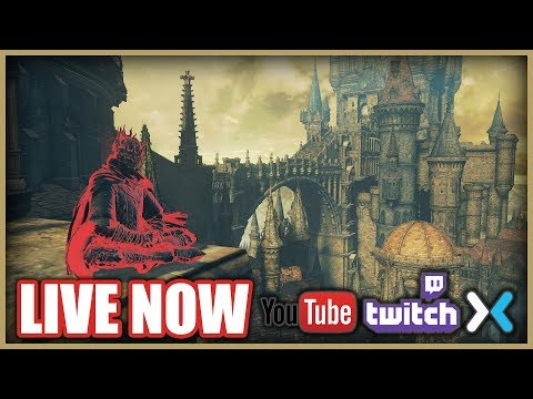 [PS4] Hangover Souls 3 Invasions SL35-125 (Live On Twitch & YouTube)