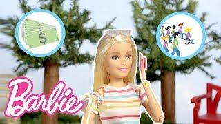 Voluntariado en la naturaleza | Barbie