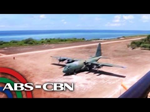 TV Patrol: China, nais magtayo ng air zone sa West PH Sea