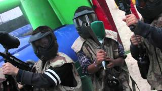 Total Combat Paintball YouTube video