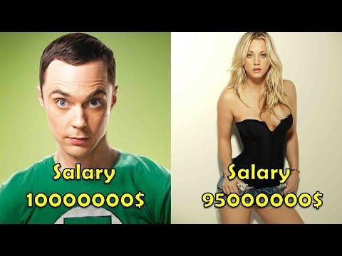 The Big Bang Theory Stars Salary - 2017
