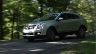 2012 Cadillac SRX - Drive Time Review