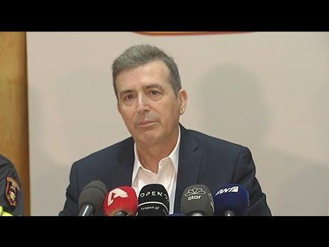 Μιχάλης Χρυσοχοΐδης: Η προστασία και η ασφάλεια του πολίτη είναι καθήκον μας