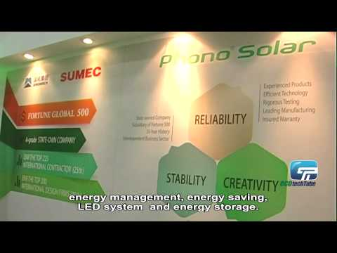 Phono Solar Technology : Solar Energy System Provider