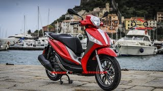 8. New 2019 Piaggio Medley 150 i-Get First Look | Top Best Piaggio Scooter 150cc 2019
