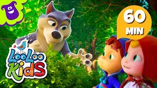 Video If You're Happy and You Know It - Educational Songs for Children | LooLoo Kids MP3, 3GP, MP4, WEBM, AVI, FLV September 2018
