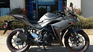 8. 2016 Yamaha R3