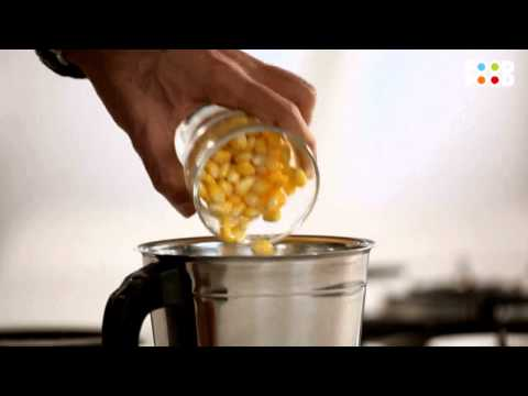 Health Challenge | Sweet Corn Chicken Soup | Quick & Easy Recipes
