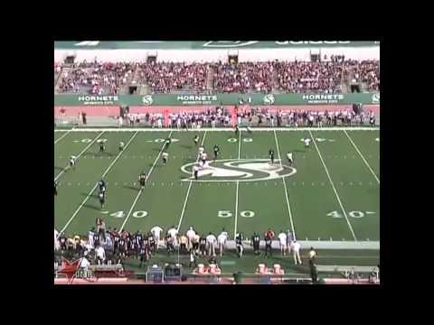 John Kanongata'a vs Sacramento St. 2013 video.
