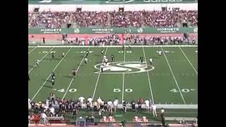 John Kanongata'a vs Sacramento State (2013)