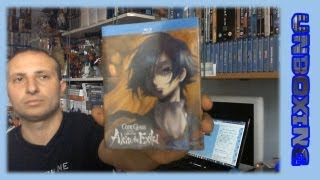 Nonton [Unboxing] Code Geass: Akito the Exiled #01: