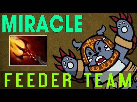 Miracle- Ursa ft Cancel and Feeder Team vs Forev Badman MindControl