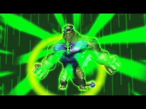 ben 10 ultimate alien cosmic destruction nintendo ds part 5