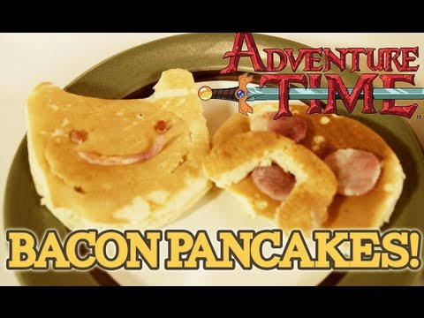 The BACON PANCAKES SONG by Jimmy Wong