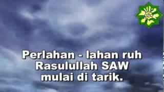 Video Kisah wafatnya Baginda Rasulullah saw MP3, 3GP, MP4, WEBM, AVI, FLV September 2018