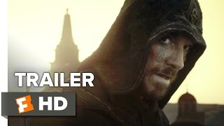 Assassins Creed Official Trailer 1 2016  Michael Fassbender Marion Cotillard Movie HD