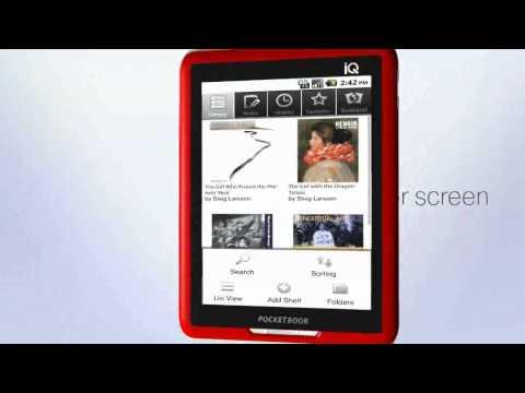 PocketBook IQ (video)