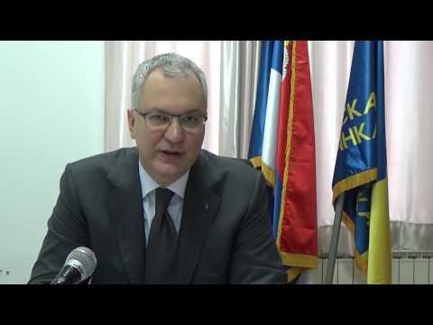 Драган Шутановац  Само професионална војска је гарант мира и стабилности