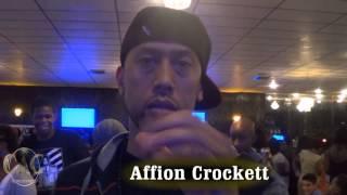 Affion Crockett for Tell That TV