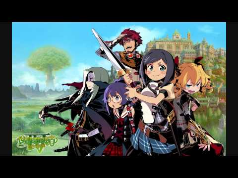 Etrian Odyssey IV OST: [Disc 2, Track 04] Minor Labyrinth III - A Cave of Exciting New Encounters