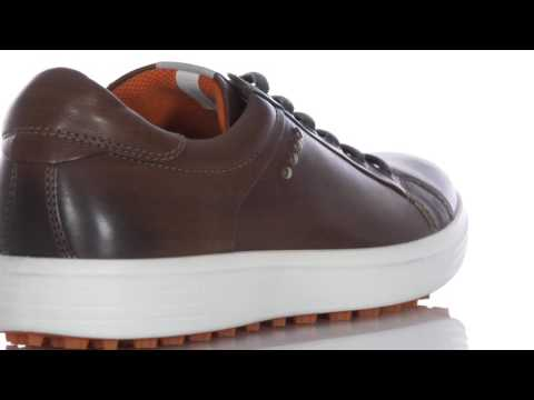 ECCO Casual Hybrid Golf Shoes with ECCO