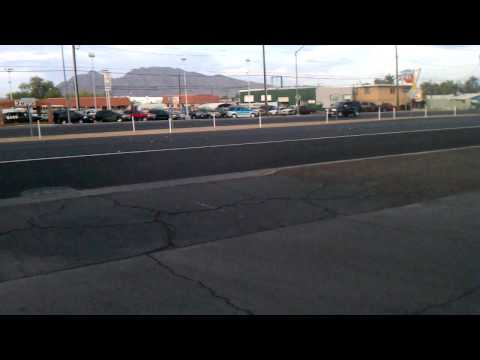 Mega Quake Aftershock Las Vegas