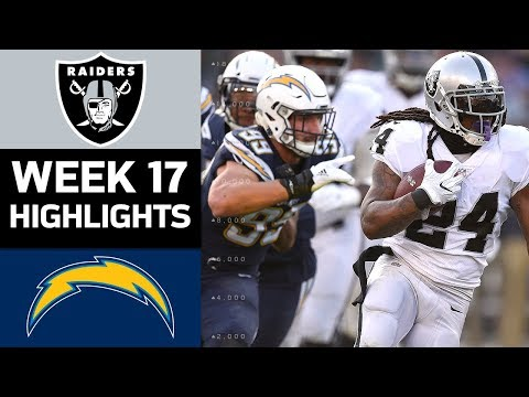 Video: Raiders vs. Chargers | NFL Week 17 Game Highlights