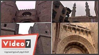 """بالفيديو .. أبواب القاهرة الفاطمية الثمانية .. """"حكاية عبر التاريخ """""""