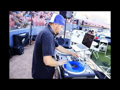 Dj Taze, Dj Domino event at the California Fight League