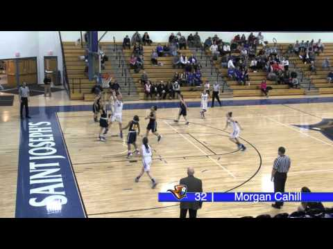 Women's Basketball Highlights vs. USJ