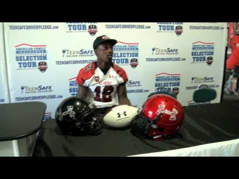Devonte Fields Interview 11/1/2011 video.