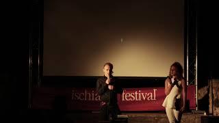 Holger Enck con Desatada all'Ischia Film Festival 2018