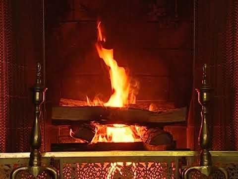Kenny Chesney - Pretty Paper (Christmas Songs - Yule Log)
