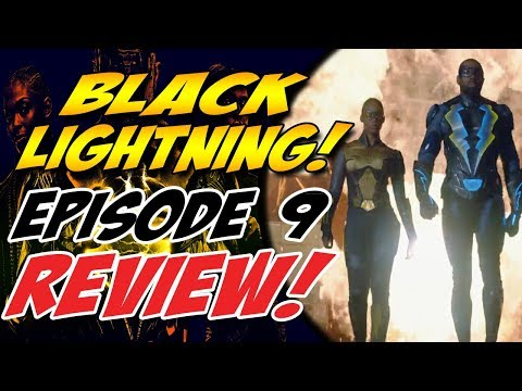 Black Lightning Season 1 Episode 9 Review & Top 10 Moments in 11 Minutes or Less!