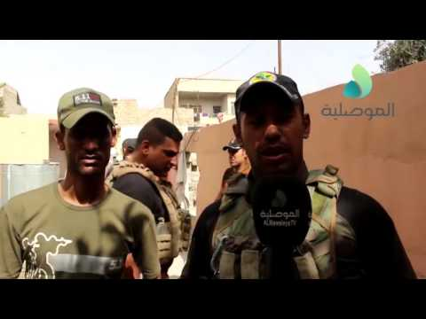 Video Iraqi federal police scour the Daesh dogs in western Mosul download in MP3, 3GP, MP4, WEBM, AVI, FLV January 2017