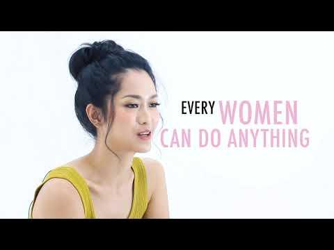 Prisia Nasution - Woman Who Can
